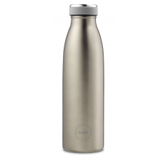Aya&ida Drikkeflaske 500 ml. cool grey