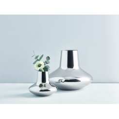 Georg Jensen Koppel Vase rustfrit stål