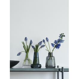 Holmegaard Flora Vase klar 12 cm.